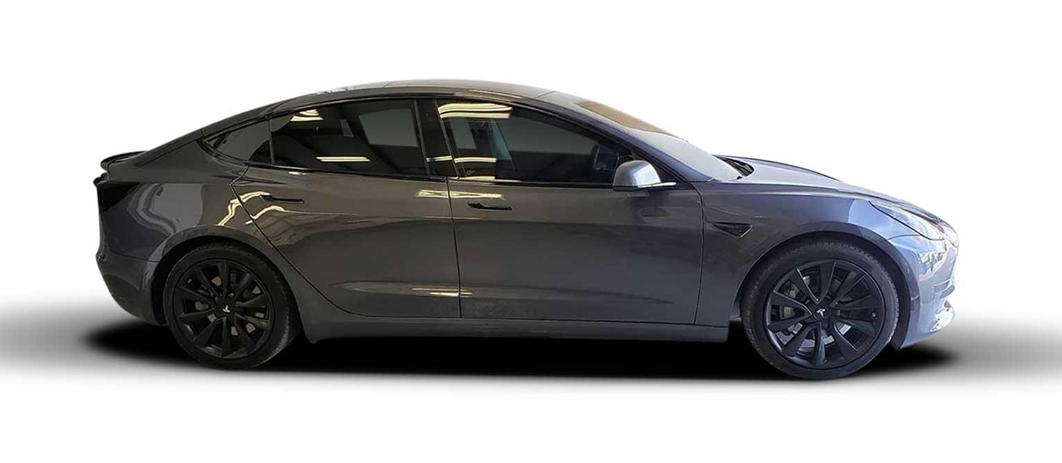 Ceramic Coating for Tesla Cars by The EV Studio