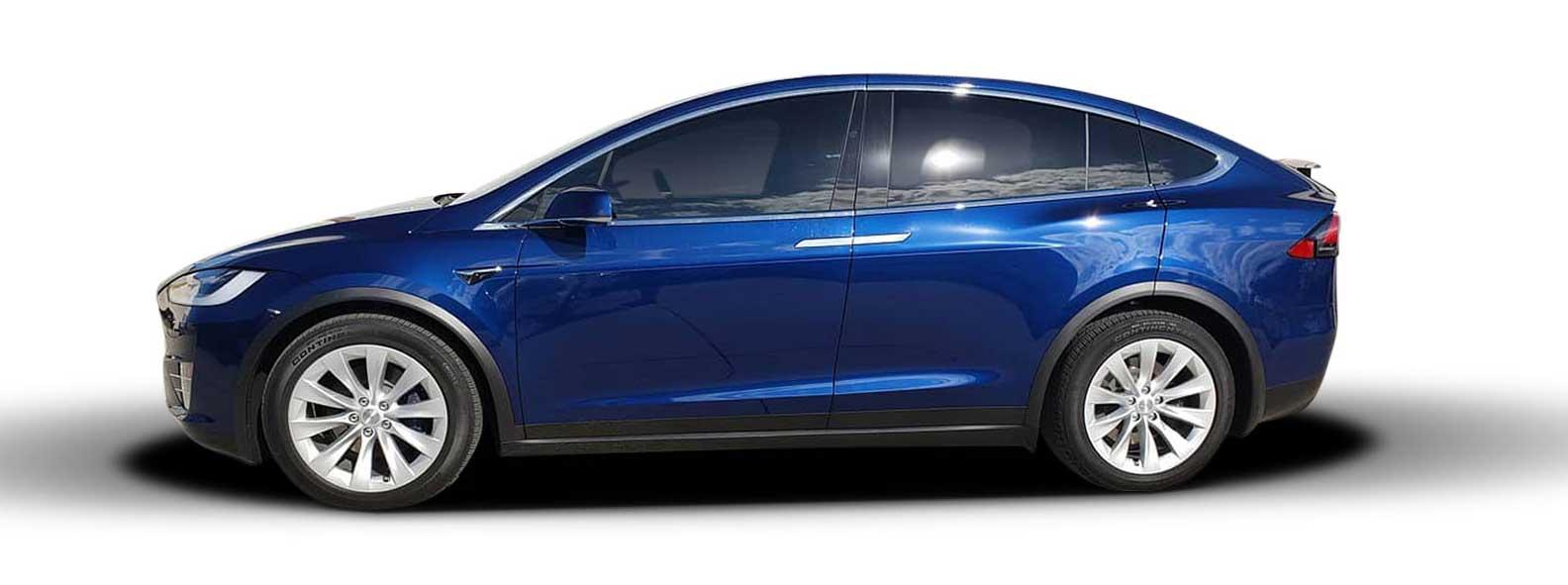 The EV Studio with Ceramic Coating for Tesla cars